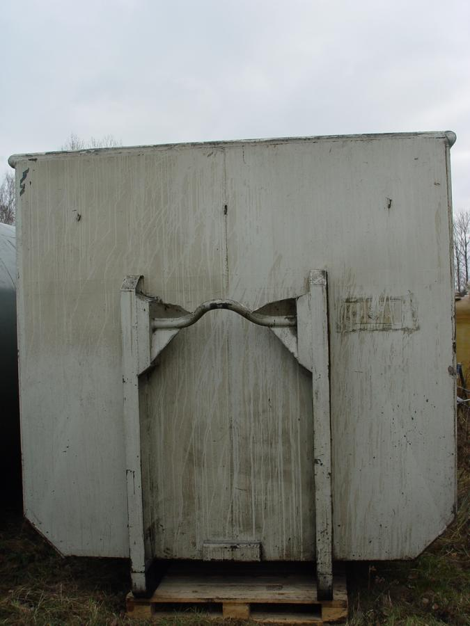 gebrauchte gebrauchtes gebrauchter abrollcontainer absetzmulde 20 fuss container gebraucht. Black Bedroom Furniture Sets. Home Design Ideas