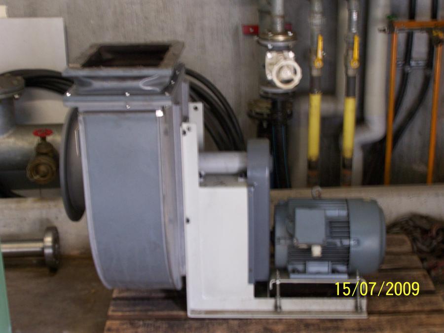 gebrauchte gebrauchtes gebrauchter absauggebl se mit motor ventilator l fter gebraucht. Black Bedroom Furniture Sets. Home Design Ideas